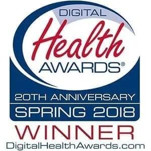 2018 Digital Health Gold Award