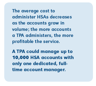 HSA management services
