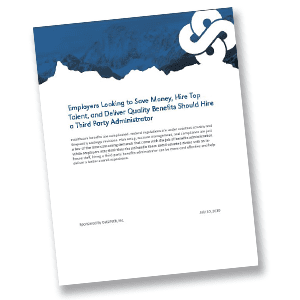 Whitepaper: The value of outsourcing benefits administration for employers