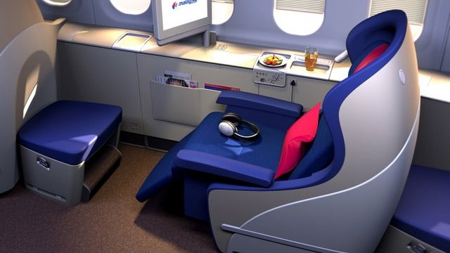 The Best Of First Class Airplane Seats