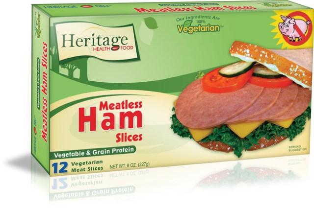 meatless ham