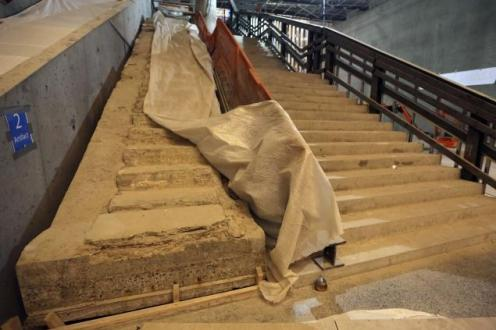 Original Stairway from the WTC