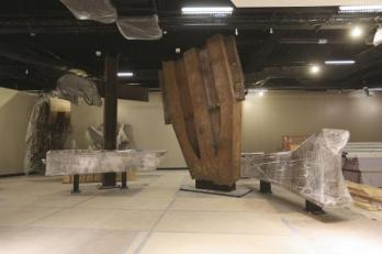 Artifacts of Twin Towers preserved in Museum