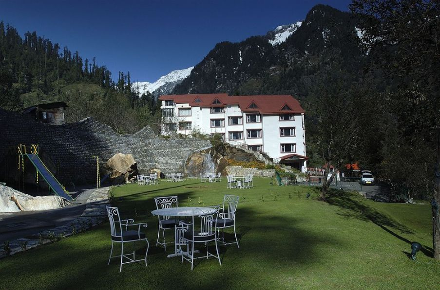 Apple Country Resort Manali