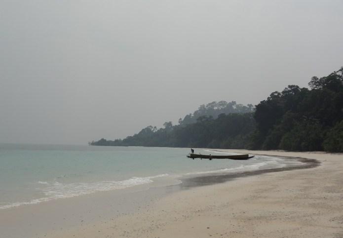 Merk Bay beach andaman