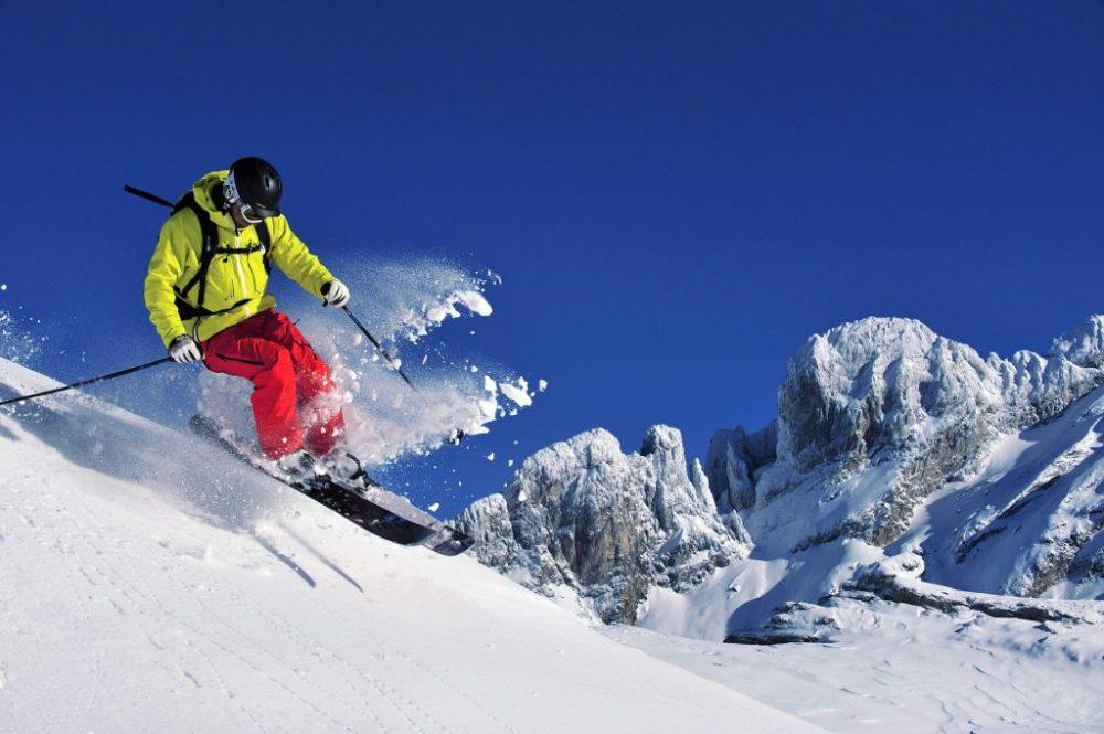 Courchevel in Savoie, France