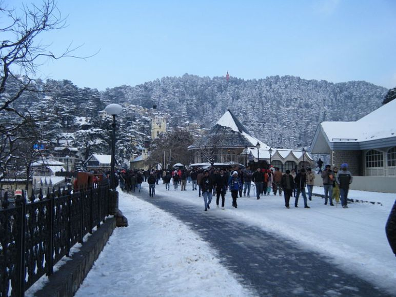 Weekend Getaways From Delhi - Shimla