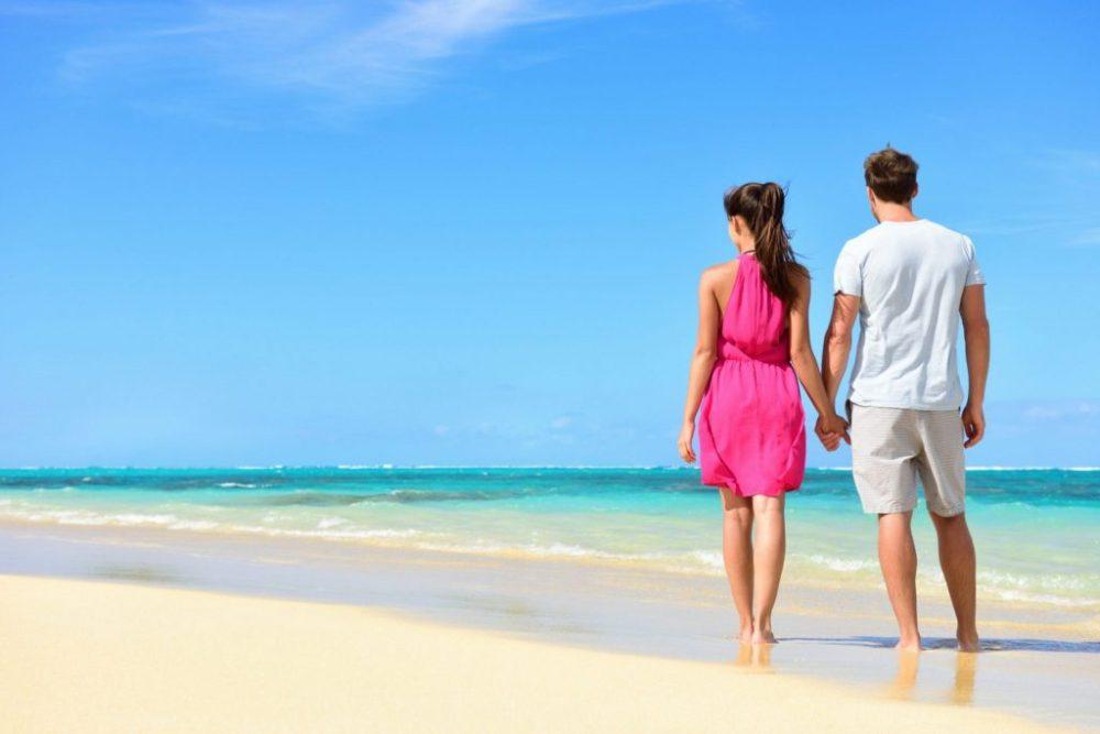 Maldives perfect holiday after wedding