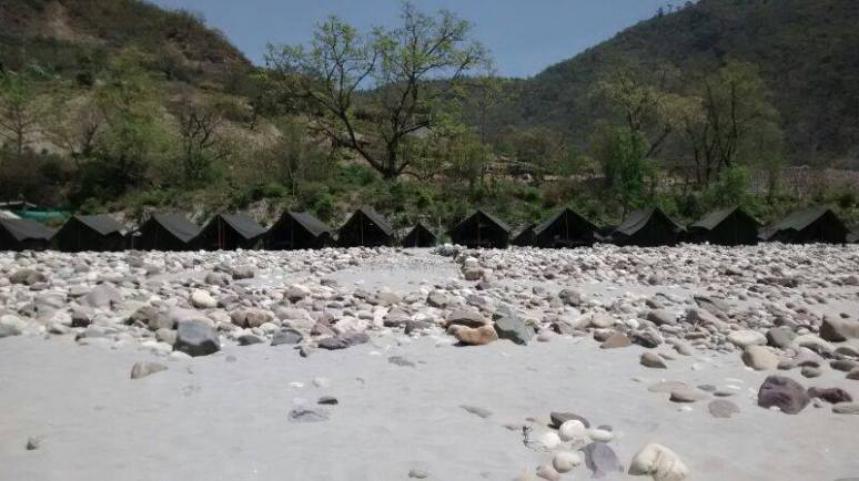White Water Rafting In Rishikesh