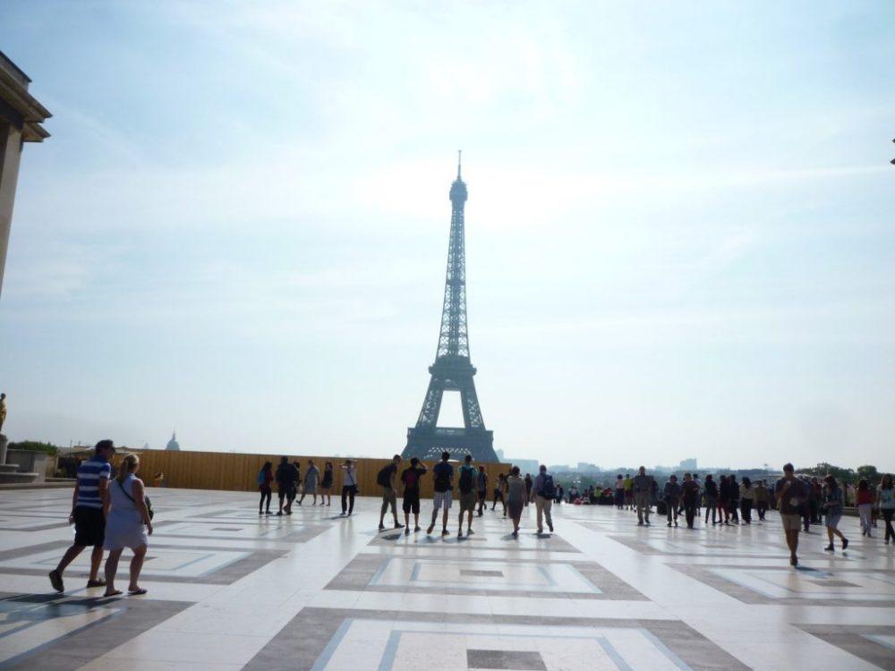 Trip To Paris, France