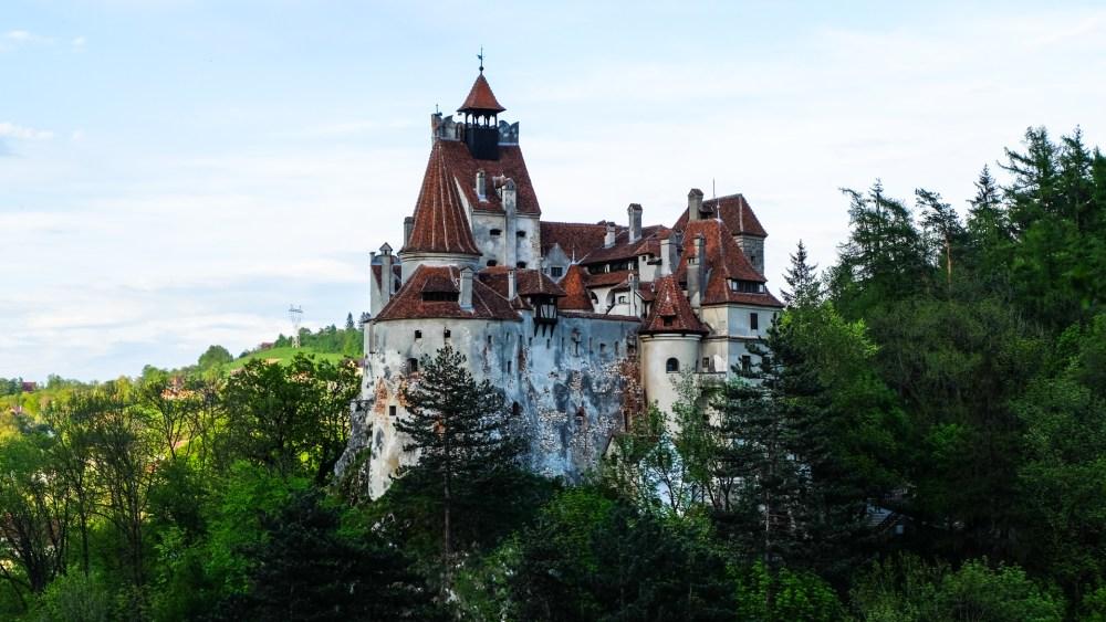 Castle, Bucharest
