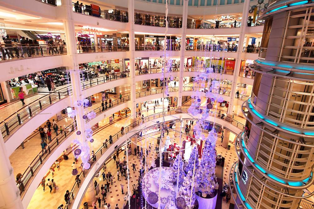 Petronas Towers shopping Mall
