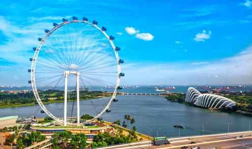 Singapore Flyover, Singapore