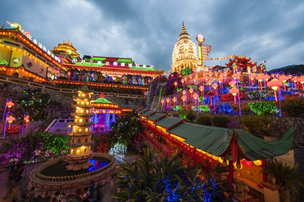 Lok Si Temple. Penang, Malaysia