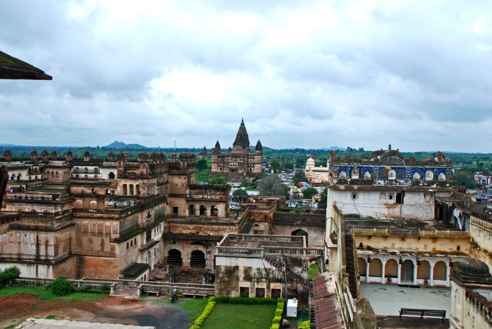 monsoon vacation in Orchha