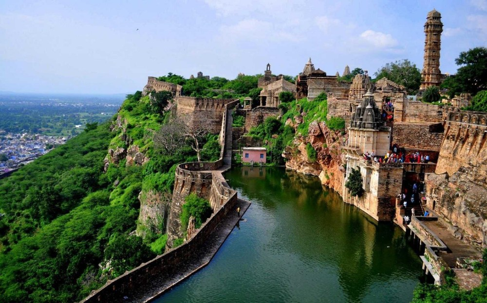 Chittorgarh Fort, Chittor India