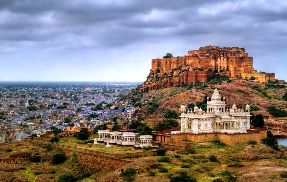 Mehrangarh Fort, Jodhpur India
