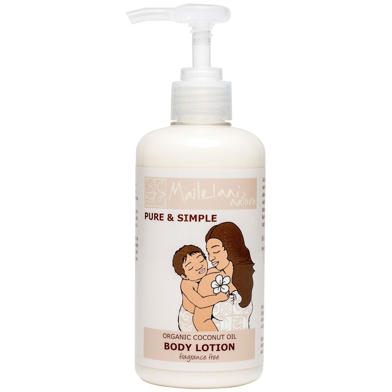 END OF STOCK LOTION - Pure & Simple Body Lotion 300ml