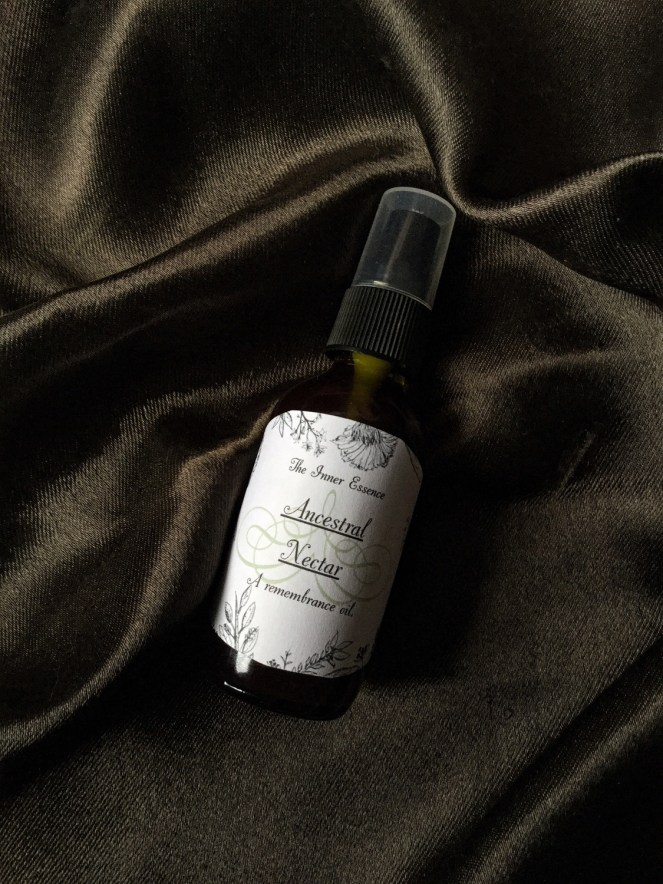 Ancestral Nectar: A Remembrance Oil