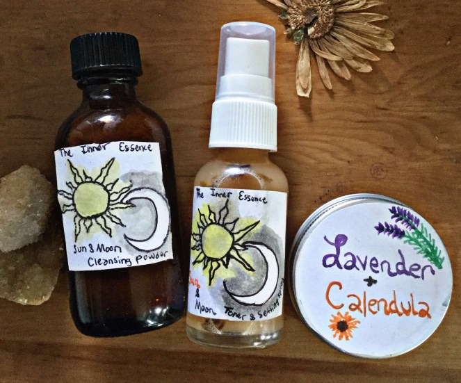 Sun & Moon Skincare Set