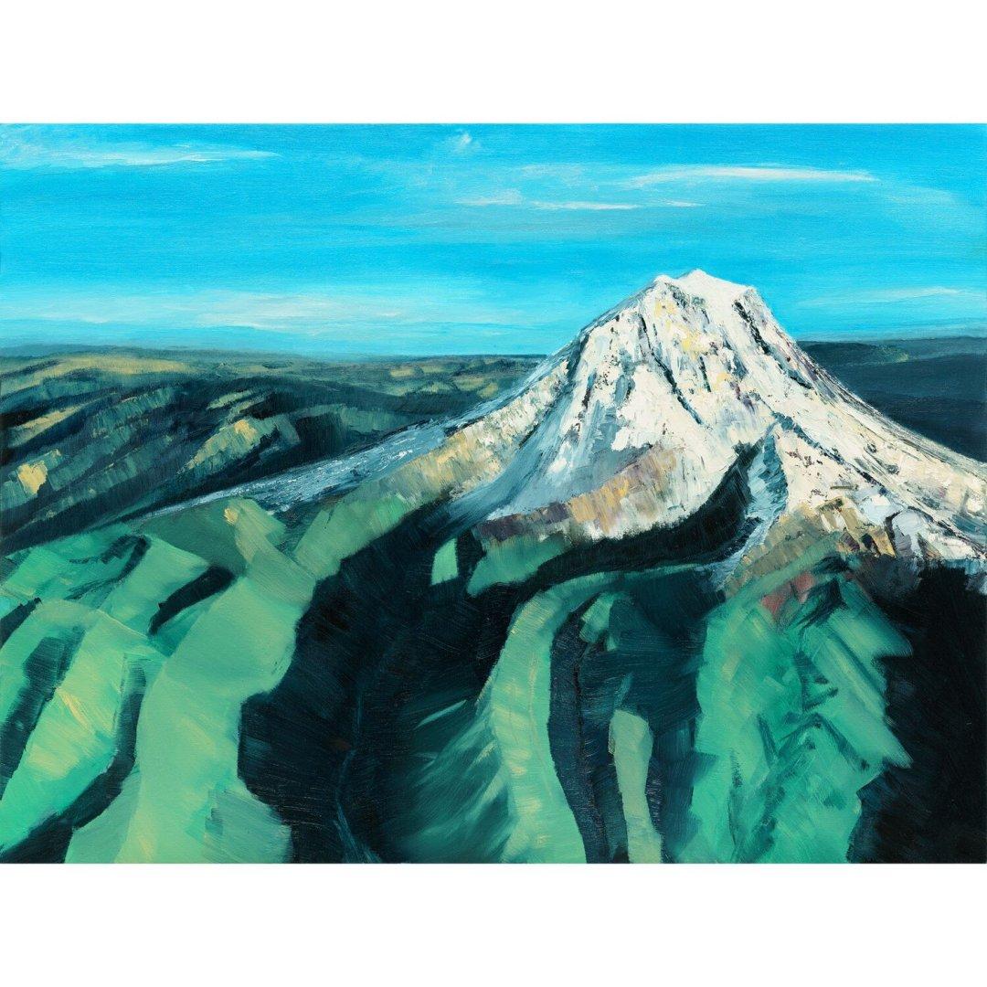 Dave Fox -- Mt Rainier @10,000 fee