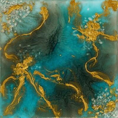 Piyush Arora -- Coral Vibes