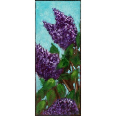 Hilda Bordianu -- Lilacs 2
