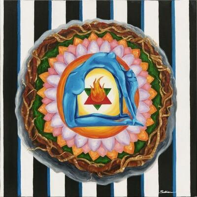 Sobia Shuaib -- Mandala of Life