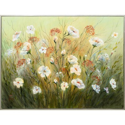 Lois Haskell -- Fantasy Flowers IV