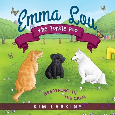 Emma Lou the Yorkie Poo