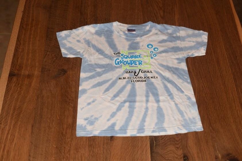 Children's Tie Die T-shirt