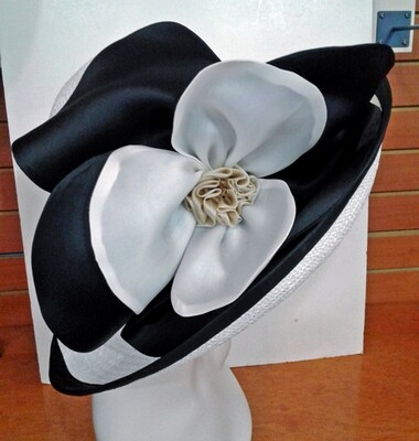 CM/Hibiscus Small Hat
