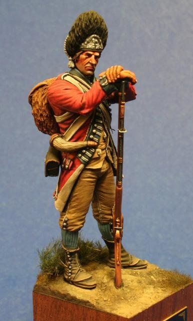 APG 15  23rd Royal Welsh Fusiliers 75mm kit