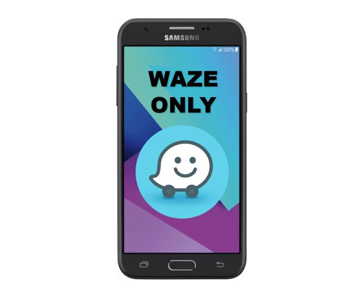 Waze Only Device