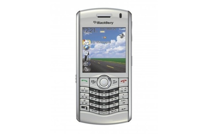 Kosher Blackberry Pearl with 2 months of service pre-activated
