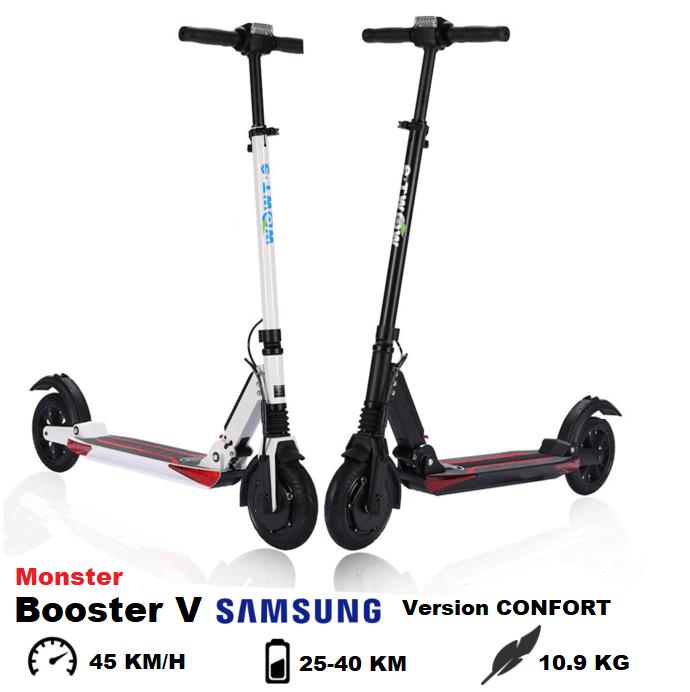 """Trottinette E-TWOW Monster """"CONFORT"""" 10.5AH V2MONSTER36V10.5"""