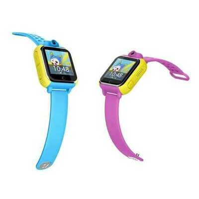 Bakeey V75 Touch Screen Kids Children SOS GPS Location Tracker 3G Network WiFi Camera Smart Watch