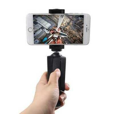 2 in 1 Portable Mini Rotated Desktop Holder Tripod Selfie Stick For iPhone X 8Plus OnePlus5 Xiaomi6