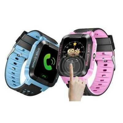 Bakeey Y21 Screen Touch Children Kid LBS SOS Call Location Device Tracker Smart Watch