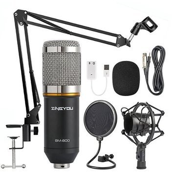 Microphone Radio Kit