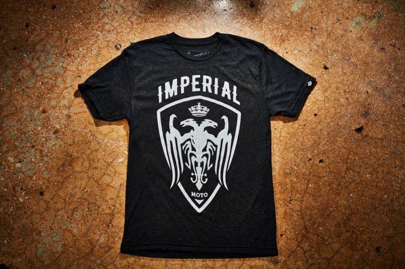 Imperial Moto - Double Dragon, Vintage Black