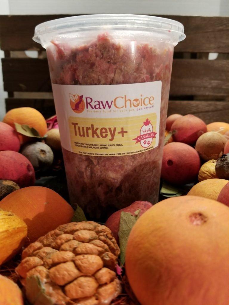 RawChoice Turkey+ (2LB)