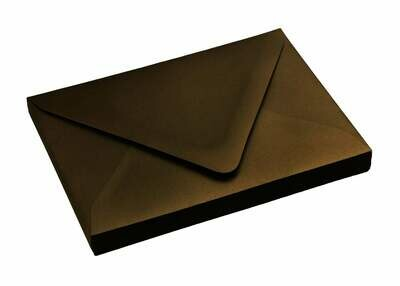 Sobre rectangular  20 x 25 cm  90g a 140g