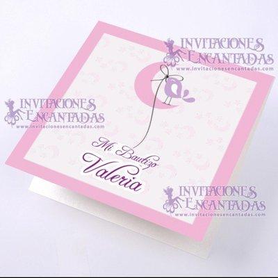 Invitación Bautizo BabySimple 03