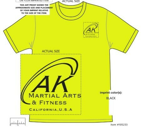 AKMA Officially sanctioned T-Shirt