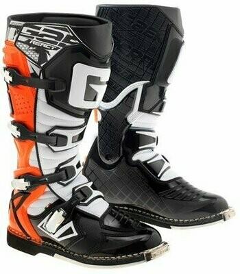 Stivali Cross - Enduro G-REACT mod. 2180 col. ARANCIO