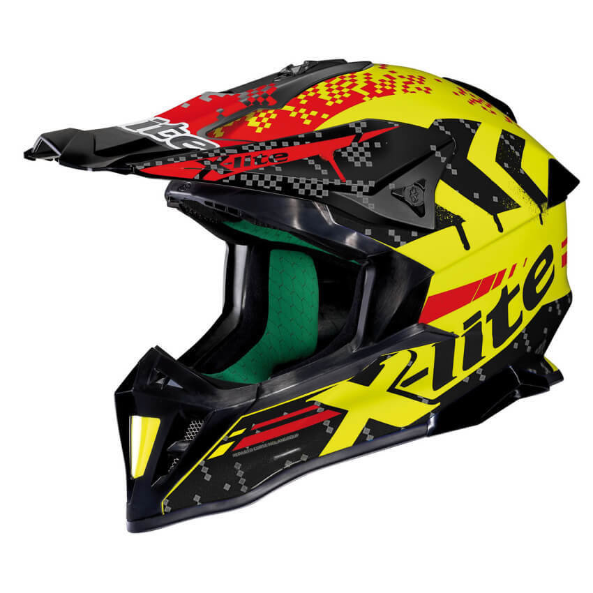 Casco CROSS X-LITE X-502 NAC NAC