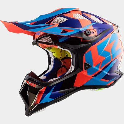CASCO LS2 CROSS MX 470 SUBVERTER COL. NIMBLE