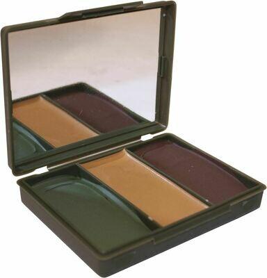 3 Colour Camo Compacts