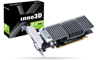 INNO3D GEFORCE GT 1030 2GB Graphic Card